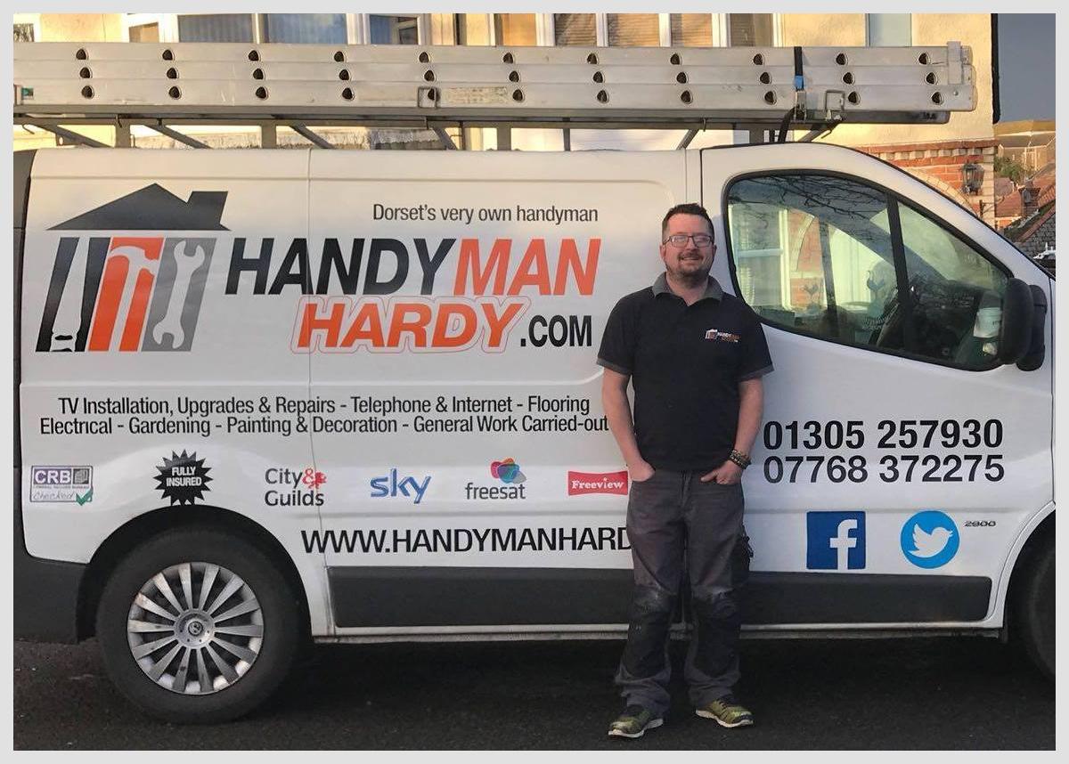 handyman service poole